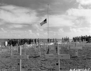 Iwo Jima cemetry