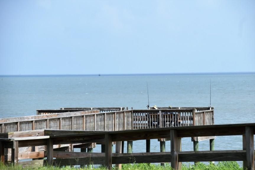 The pier fishingcommunity